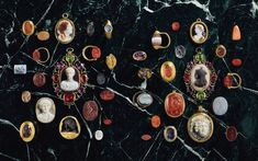 Specialist G. Max Bernheimer explains their significance ahead of 40 exquisite pieces being offered in New York in April Beaded Necklace, Pendant Necklace, Greek Blue, Making Glass, Classical Period, Ancient Mesopotamia, 1st Century, Blue Chalcedony, Romans