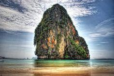Pranang Beach, Thailand  Luxury Villa Rentals Koh Samui island at Choeng Mon Beach, Chaweng, Thailand visit http://www.luxuryvillarentalskohsamui.com