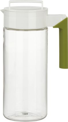 Airtight Pour & Store Pitcher  | Crate and Barrel
