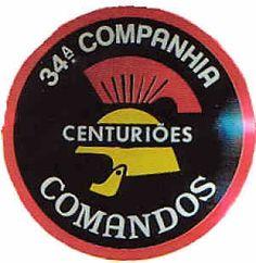 34ª Companhia de Comandos Moçambique