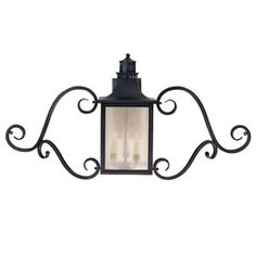 �22-in H Slate Outdoor Wall Light....$552 Perfect for over garage doors!