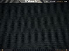 BF Goodrich e-Learning Interaction on Behance