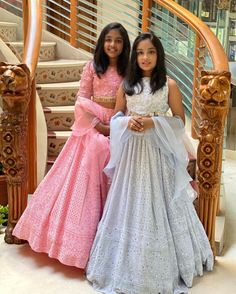Indian Gowns Dresses, Indian Fashion Dresses, Dress Indian Style, Indian Designer Outfits, Indian Outfits, Girls Frock Design, Long Dress Design, Kids Frocks Design, Kids Dress Wear