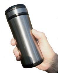 HD 720P Hidden Covert Thermos Mug DVR Spy Camera