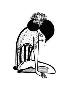 """Shy Ballerina"" by Sherri Dupree Bemis"