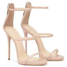 AIWEIYi Ladies 2018 Fashion PU Laether Open Toe High Heels Platform Gladiator Sandals Women Party Dress Stiletto Summer Shoes Source by loraine_bench women shoes Stilettos, Pumps Heels, Stiletto Heels, Bronze Shoes, Peep Toes, Giuseppe Zanotti Heels, Open Toe High Heels, Nude High Heels, Fashion Heels