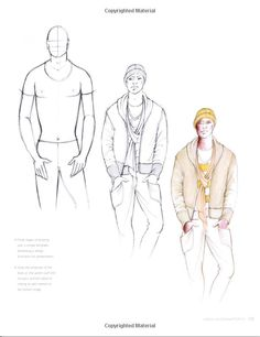 New Fashion Figure Templates: Over 250 Templates Guy Drawing, Drawing Reference, Drawing Sketches, Drawings, New Fashion, Fashion Art, Fashion Design, Fashion Figure Templates, Fashion Sketches