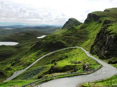 Scotland is one of Europe's wildest terrains. Scotland has a variety of experiences beyond the stereotypical images of tartan kilts and rainclouds.