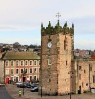 The busy market town of Richmond is working hard to attract visitors to what is a very special part of the world as Terry Fletcher discovers Photographs by John Cocks Yorkshire Day, North Yorkshire, Beautiful World, Beautiful Places, Dice Tower, Northern England, Dark Blue Background, Great British, Working Hard