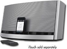 My friend has one of these and the music to a symphony sounds like your in the middle of an opera