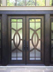 contemporary iron double door clark hall iron doors charlotte nc