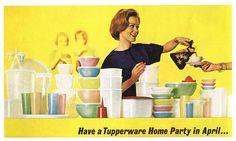 1950's tupperware - Google Search