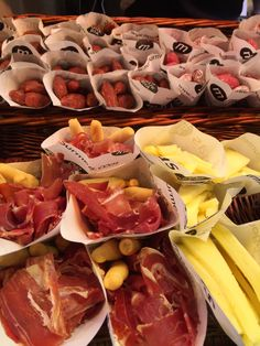 Food market - Barcelona 2015