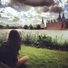 Castelos da Dinamarca, os mais lindos do mundooo!! Como ñ amar esse país