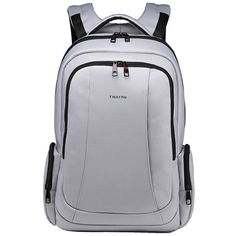 9fa739ffdd68 14.1 to 17 Inch Laptop Bag Backpack Men Large Capacity Nylon Compact. Utazó  HátizsákHátizsákokFérfidivatSzövet
