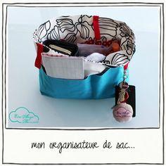 organisateur de sac (bag organizer)