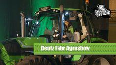 Deutz Fahr Agroshow in de Americahal in Apeldoorn Trekkerweb