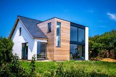 Bungalow Extensions, House Extensions, Dormer Bungalow, House Extension Design, Bungalow Renovation, Modern Roofing, House Roof, Modern House Design, Exterior Design