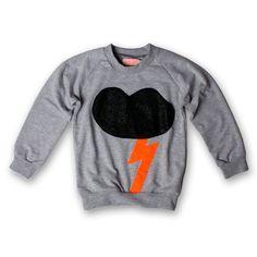 Bang Bang Copenhagen Electric Sweatshirt