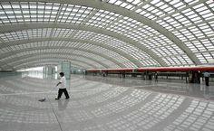10º: Aeroporto Internacional de Pequim, China