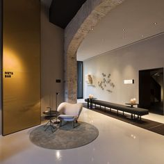 Caro Hotel, Valencia, Spain, by Francesc Rifé Studio
