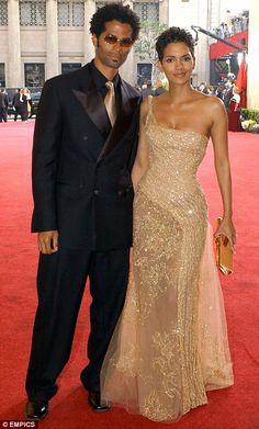 Halle and Eric Bennet, Oscars 2005