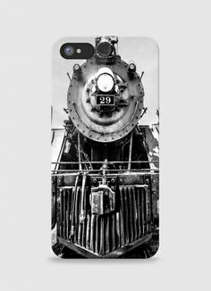 Iphone case Train by Missklik on Triaaangles