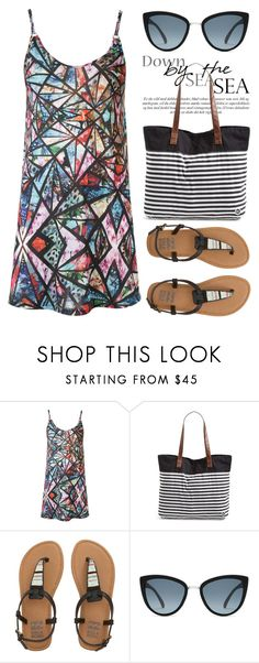 """""""Beach Style 4046"""" by boxthoughts ❤ liked on Polyvore featuring Lygia & Nanny, Rip Curl and Billabong"""