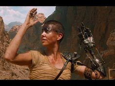 Mad Max: Fury Road Movie CLIP - I Was Unlucky (2015) Charlize Theron Action Movie HD - YouTube