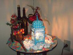 Resenha da nossa lanterna marroquina 553s - http://www.gordinhaassumida.com.br/2013/10/resenha-lanterna-marroquina-colibri.html