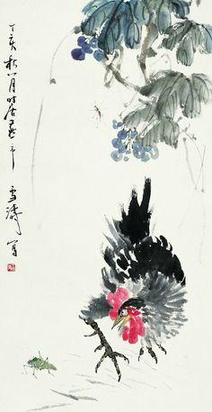Wang Xuetao (王雪濤, 1903-1982)