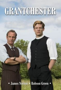 """As one review said about this show, """"it's gently paced"""" but I really like it. And the brilliant James Norton plays a totally different character than he did in Happy Valley. And Robson Green is delightful as always."""