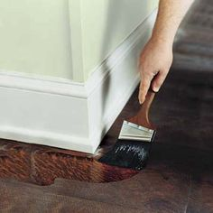 Photo: Reena Bammi | thisoldhouse.com | from How to Refinish Wood Floors