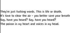 Word Forward ~ Foo Fighters