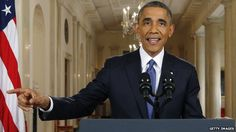 President Barack Obama addresses the nation on immigration.
