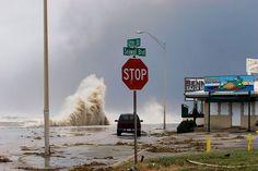 """My"" Hurricane Ike, a photo from Texas, South   TrekEarth"