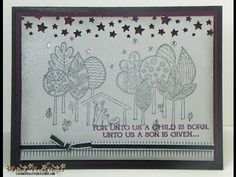 Image result for the new born king stampin up
