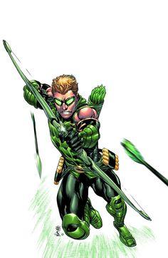 Green Arrow Vol 3 Harrow (Virgin Cover) (Cover Artiest: Ivan Reis Joe Prado) On Sale: Green Arrow Comics, Arrow Dc Comics, Dc Comics Art, Marvel Vs, Marvel Dc Comics, Andre Luis, Arrow Black Canary, Dc Comics Characters, Red Arrow