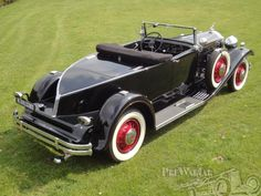 Packard 840 Super Eight Boattail Roadster