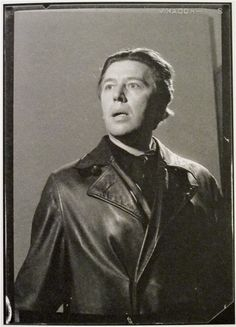André Breton.  Paris,1928. Photograph: Man Ray.