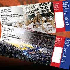 Tickets discounts for both the men's and women's basketball tournaments are now available. Visit the links below to take advantage of the deals:  MVC St. Charles: http://www.mvcstcharles.com/discounts/default/  Arch Madness: http://www.archmadness.com/discounts/default/