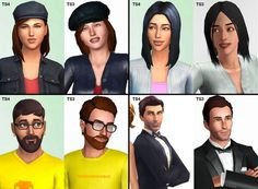 The Sims 3 & The Sims 4 Comparisons.. I'm SOO excited!