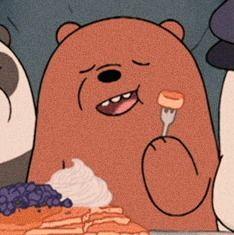 we bare bears icons Bear Cartoon, Cartoon Icons, Cartoon Memes, Bear Wallpaper, Disney Wallpaper, Red Aesthetic, Aesthetic Anime, Bear Tumblr, Whatsapp Logo