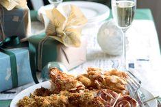 Vánoční trojboj | Apetitonline.cz Chicken Wings, Meat, Food, Essen, Meals, Yemek, Eten, Buffalo Wings