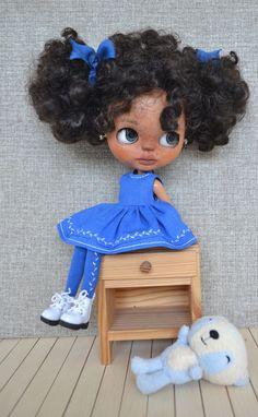 Blythe doll ooak custom CARLAXY Factory basis  Commissions take 20 day #Dolls