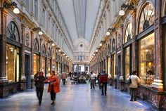 Galeries Royales St-Hubert (St. Hubert Royal Galleries; Brussels): - Bing Images