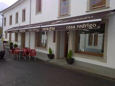 Toldo en Casa Rodrigo (Ortigueira)