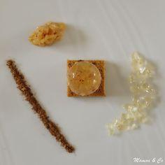 Boule de foie gras, gelée de Sauternes et brunoise de poires_8