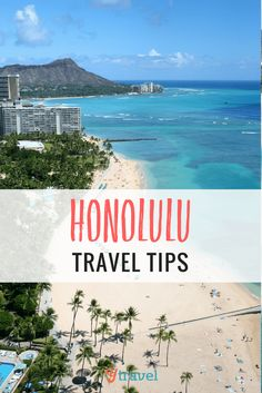 Honolulu Travel Tips