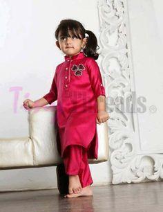 ef04eddc4962 Kashish Kids Party Wear Dresses 2014 for Spring Summer (3) Indian Dresses  For Kids
